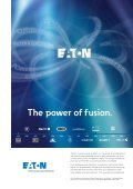 The power of fusion. - Eaton Corporation - Page 2