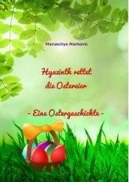 Hyazinth rettet die Ostereier  - eine Ostergeschichte -