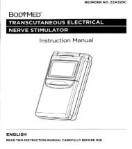 BodyMed TENS 320C Operations Manual