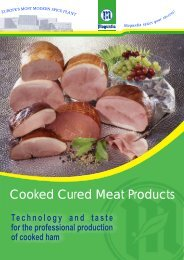 Technology and taste for the professional production of ... - Moguntia