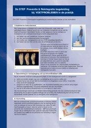 De STEP Preventie & Reïntegratie begeleiding bij ...