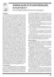 podologie en fysiotherapie.fm - Step
