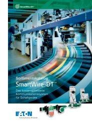 Kommunikationssystem SmartWire-DT - Moeller