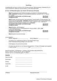 Anmeldung Anmeldung bitte per Fax an: (0 54 24) 2 20-4 44 oder ...