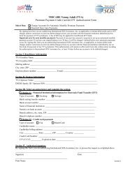 Credit Card Payment Form The Center For Appreciative Inquiry
