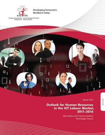 Outlook for Human Resources in the ICT Labour ... - triOS College