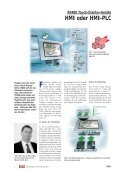 XV400 Touch-Display-Geräte HMI oder HMI-PLC - Moeller - Page 2