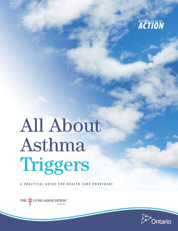 All About Asthma Triggers - UFCW 175 & 633