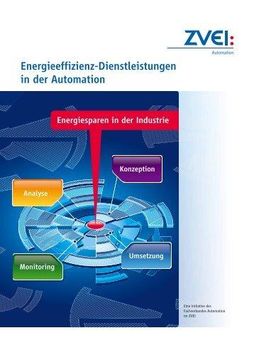 Energieeffizienz-Dienstleistungen in der Automation - Moeller