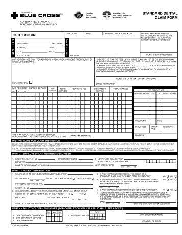 Florida Blue Cross professional association form - Medical Billing ...