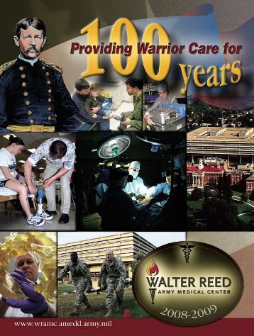 About Walter Reed - DCMilitary.com