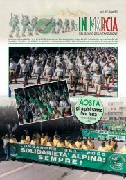 Clicca qui per scaricarlo - Sezione Belluno - Associazione ...