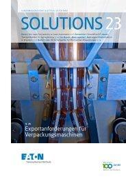 Solutions Nr. 23/2011 - Moeller