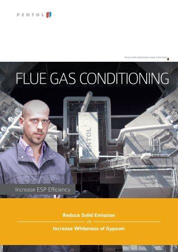 FLUE GAS CONDITIONING