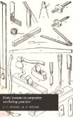 Forty Lessons in Carpentry Workshop Practice by Charles F. Mitchell ... - Page 2