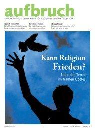 212: Kann Religion Frieden?