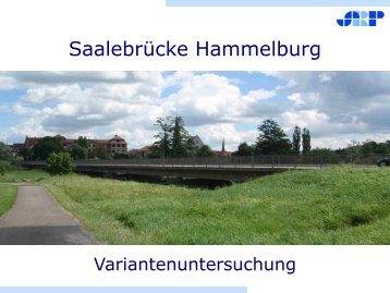 Saalebrücke Hammelburg