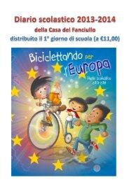 diario scolastico - La Salle - Monserrato (Cagliari)