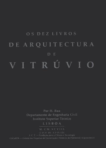 RÚVIO - Departamento de Engenharia Civil, Arquitectura e ...