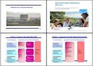 Palliativ – Strukturen (Strategie BAG, GDK) Palliativ – Strukturen im ...