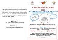 volantino bando 2013.pdf - Comune di Pieve Tesino