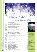 Anno V - Numero 2 - Dicembre 2011 - Comune di Pieve Tesino - Page 2