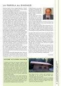 Anno V - Numero 2 - Dicembre 2011 - Comune di Pieve Tesino - Page 3