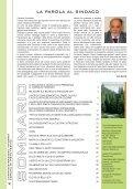 Anno V - Numero 1 - Luglio 2011 - Comune di Pieve Tesino - Page 2