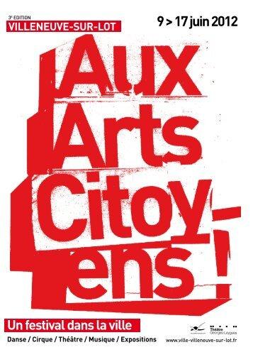 Aux Arts Citoyens - Villeneuve sur Lot