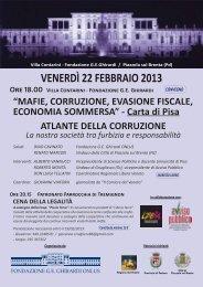 scarica la locandina - Villa Contarini