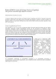 Una gestione sostenibile degli impianti a biomasse - Provincia di ...