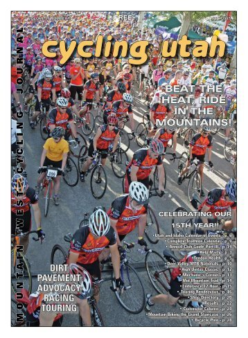 July 2007 Issue - Cycling Utah
