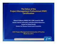 The Value of the Project Management Professional (PMP) Certification