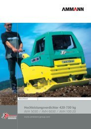 AVH 5030 - Moser Baumaschinen