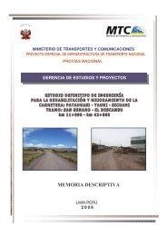 01 Memoria Descriptiva.pdf - Provias Nacional