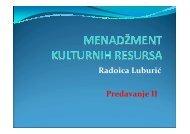 Radoica Luburić Predavanje II