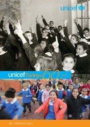60. Yıldönümü Yayını - UNICEF Türkiye