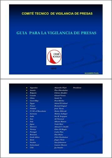 Pujol (Argentina) - Comité Argentino de Presas