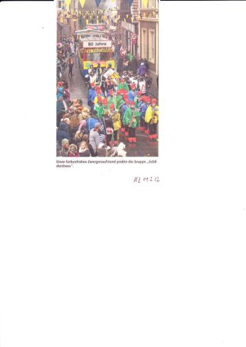 ZiBoMo-Umzug 13.2.2012