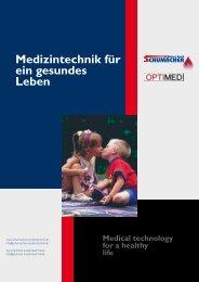 Medizintechnik für ein gesundes Leben Medical technology for a ...
