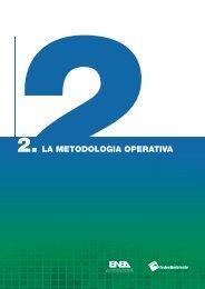 22. LA METODOLOGIA OPERATIVA - Federambiente