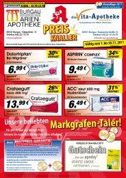 6,50 € Sie sparen - Marien-Apotheke