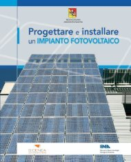 Progettare ed installare un impianto fotovoltaico - Enea