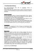 Parallel-Anzeigetableau (PAT) Handbuch ... - regraph GmbH - Page 3