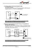 Parallel-Anzeigetableau (PAT) Handbuch ... - regraph GmbH - Page 7