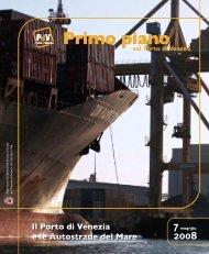 Primo Piano sul Porto di Venezia - n. 7 mag/giu 2008