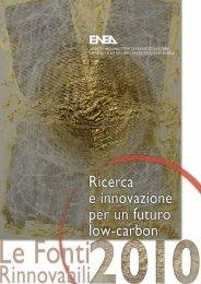 """enea """"le fonti rinnovabili 2010 - Fire"""