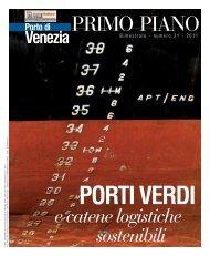 Primo Piano 21/2011 - Porto di Venezia