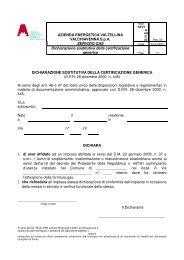 -Dichiarazione sostitutiva certificazione generica (1) - AEVV