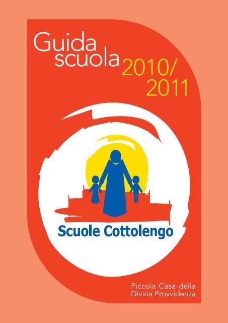 agenda cottolengo2010-11.indd - Scuola paritaria SGB Cottolengo